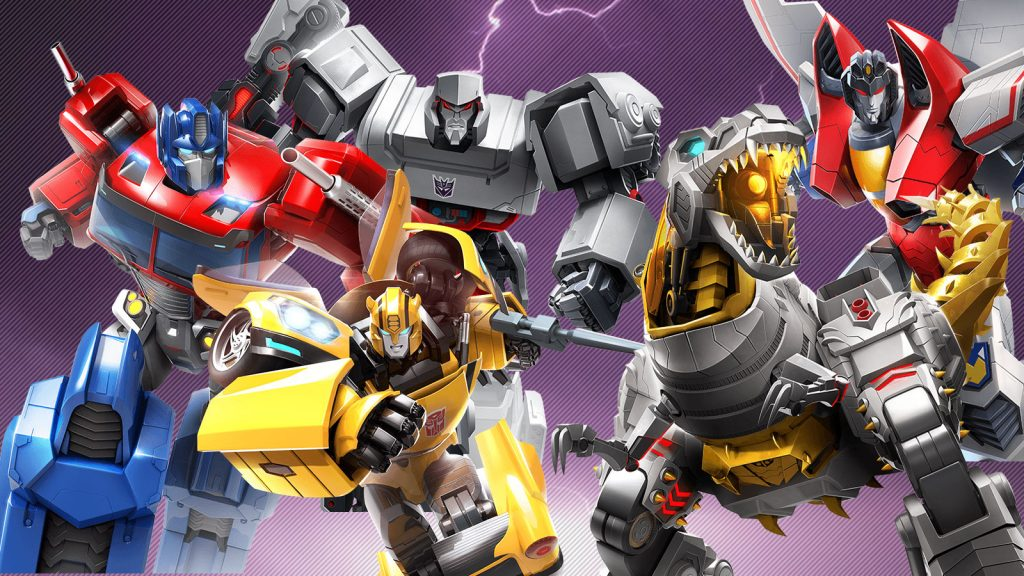 How to understand Transformers toy lines