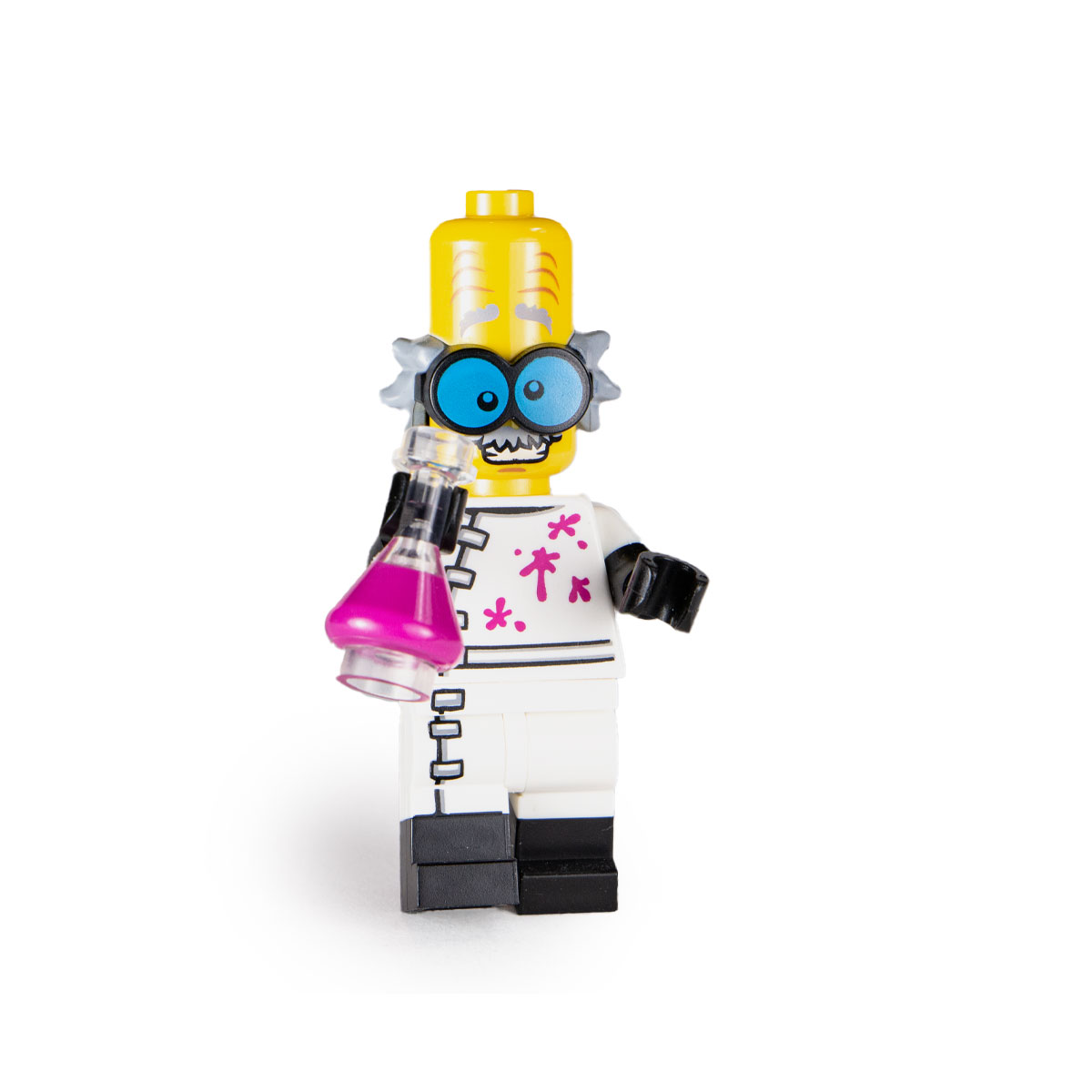 Lego Monster Scientist Collectible Minifigures 71010 Series 14