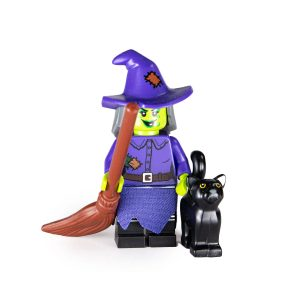 Lego Wacky Witch Collectible Minifigures 71010 Series 14