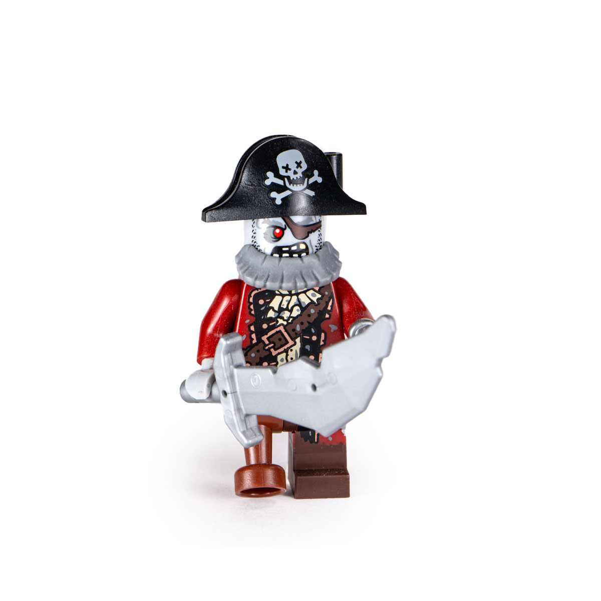 Lego Zombie Pirate Collectible Minifigures 71010 Series 14