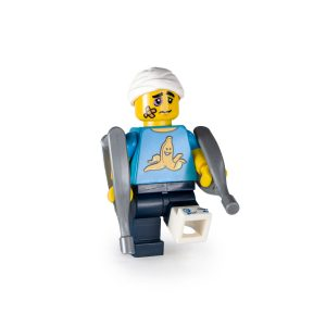 Lego Clumsy Guy Collectible Minifigures 71011 Series 15