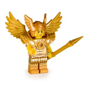 Lego Flying Warrior Collectible Minifigures 71011 Series 15