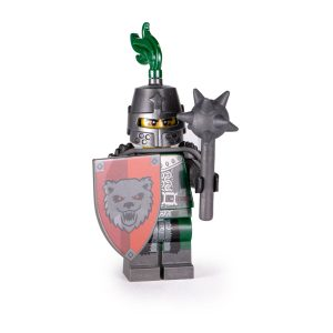 Lego Frightening Knight Collectible Minifigures 71011 Series 15