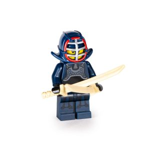 Lego Kendo Fighter Collectible Minifigures 71011 Series 15
