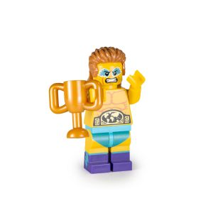 Lego Wrestling Champion Collectible Minifigures 71011 Series 15